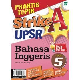 Tahun 5 Praktis Topik Strike A English