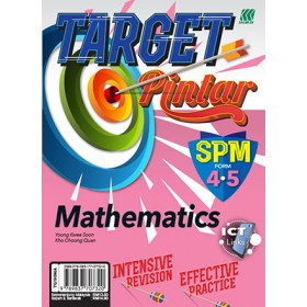 SPM Target Pintar Mathematics (English)