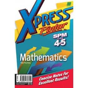 SPM Xpress Pintar Mathematics