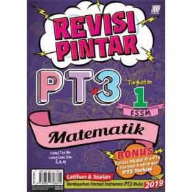 TINGKATAN 1 REVISI PINTAR KSSM MATEMATIK