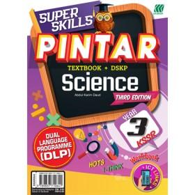 Tahun 3 DLP Super Skills Modul Aktiviti Science