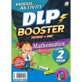 Tahun 2 Modul Aktiviti DLP Booster Mathematics(Bilingual)