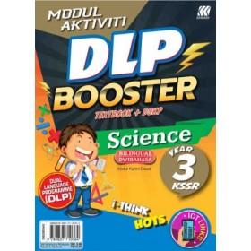 Tahun 3 Modul Aktiviti DLP Booster Science (Bilingual)