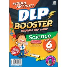 Tahun 6 Modul Aktiviti DLP Booster Science (Bilingual)