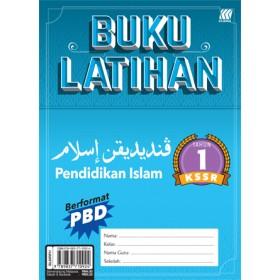 Tahun 1 Buku Latihan KSSR Pendidikan Islam