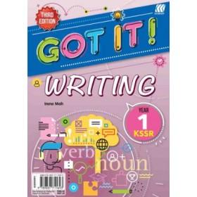 Tahun 1 Got It Writing