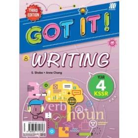 Tahun 4 Got It Writing