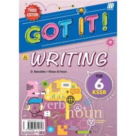 Tahun 6 Got It Writing