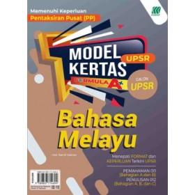 UPSR Model Kertas Formula A+ Bahasa Melayu