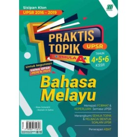 UPSR Praktis Topik Formula A+ Bahasa Melayu