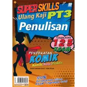 SUPER SKILLS ULANG KAJI PT3 PENULISAN(PENDEKATAN KOMIK)