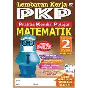 Tahun 2 Lembaran Kerja PKP Matematik