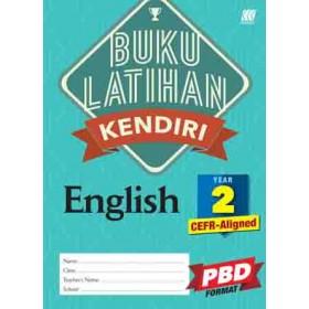 Tahun 2 Buku Latihan Kendiri English