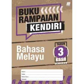 Tahun 3 Buku Rampaian Kendiri Bahasa Melayu