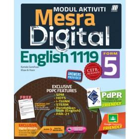 TINGKATAN 5 MODUL MESRA DIGITAL ENGLISH