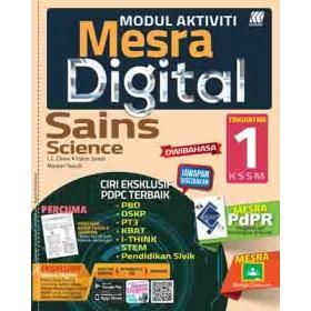 TINGKATAN 1 MODUL MESRA DIGITAL SAINS(BILINGUAL)