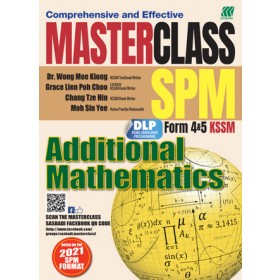 MASTERCLASS SPM ADDITIONAL MATHEMATICS