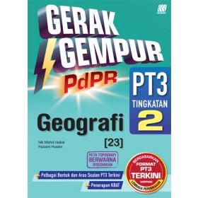 TINGKATAN 2 GERAK GEMPUR PDPR PT3 GEOGRAFI