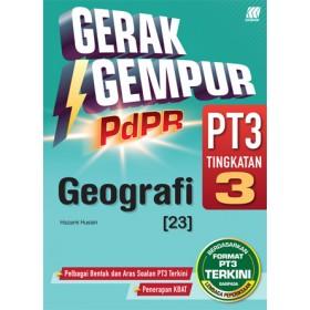 TINGKATAN 3 GERAK GEMPUR PDPR PT3 GEOGRAFI