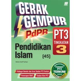 TINGKATAN 3 GERAK GEMPUR PDPR PT3 PENDIDIKAN ISLAM