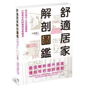舒適居家解剖圖鑑