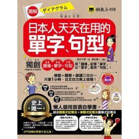 圖解日本人天天在用的單字、句型(附1MP3)