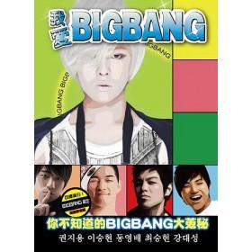 我愛BIG BANG~你所不知的BIG BANG大蒐祕