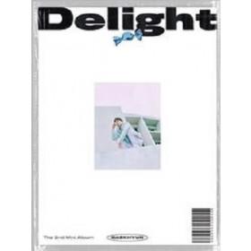 BAEKHYUN - 2ND MINI ALBUM: DELIGHT (MINT)