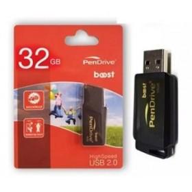 PENDRIVE BOOST 2.0 USB FLASH DRIVE 32GB