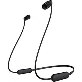 SONY WI-C200 BLUETOOTH EARPHONE BLACK
