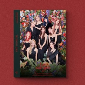 TWICE - 2ND FULL ALBUM: EYES WIDE OPEN (STORY VER.) (CD)