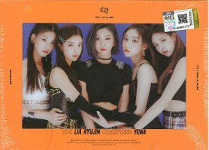 ITZY 2ND MINI: IT'Z ME (B VER - ORANGE)