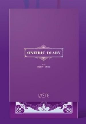 IZ*ONE – 3RD MINI ALBUM: ONEIRIC DIARY (3D VERSION)