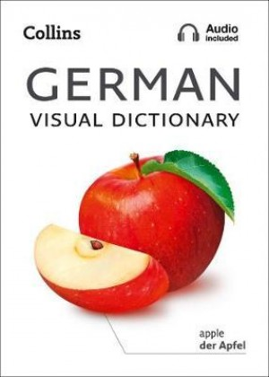 GERMAN VISUAL DICTIONARY - COLLINS