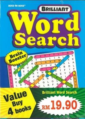 BRILLIANT WORD SEARCH  - BUNDLE
