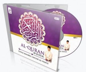 CD -AL-QURAN 30 JUZUK