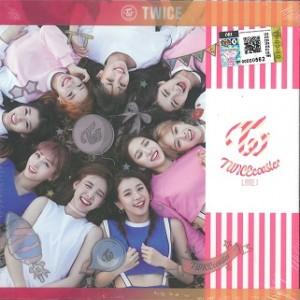 Twice - Twicecoaster: Lane 1 (3rd Mini Album) Neon Magenta