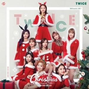Twice - Twicecoaster: Lane 1 (3rd Mini Album) X'mas