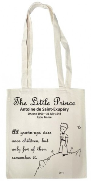 Tote Bag (The Little Prince)