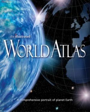 ILLUSTRATED WORLD ATLAS