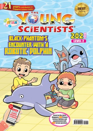 THE YOUNG SCIENTISTS LEVEL 2 ISSUE 202