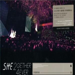 S.H.E 2GETHER4EVER演唱会影音馆BD精装限量版 (BD)