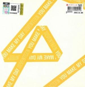 Seventeen -You Make My Day (5th Mini Album) - MEET