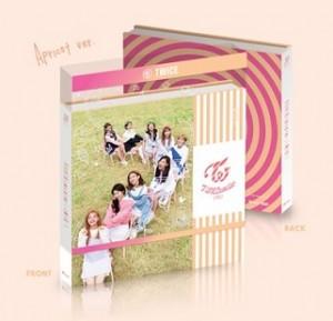 Twice - Twicecoaster: Lane 1 (3rd Mini Album) Apricot
