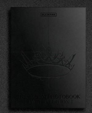 BLACKPINK PHOTOBOOK : 4+1 - THE ALBUM PHOTOBOOK (LIMITED EDITION)