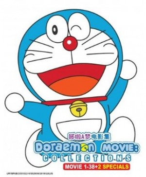 DORAEMON MOVIE COLL: MV1-38+2SPEC(13DVD)