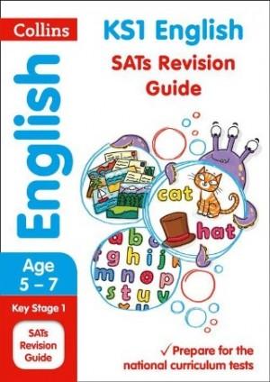 KS1 SATs Revision Guide?-English  Age 5 - 7