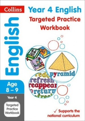 Year 4 Targeted Practice Workbook - English