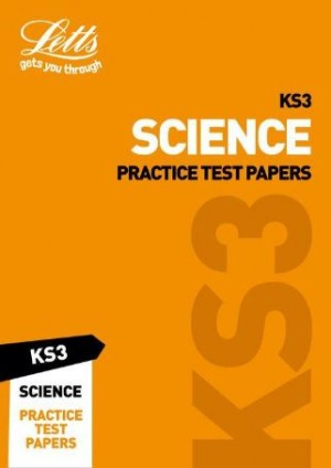 KS3 Letts Science Practice Test Papers