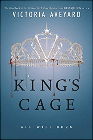 Red Queen #03: King's Cage